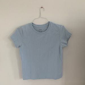 Blue Urban Outfitters basic tee